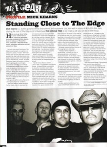 Hotpress Magazine Article